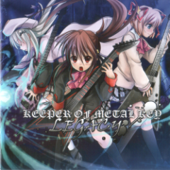 KEEPER OF METAL KEY LEGACY  - SOUTH OF HEAVEN