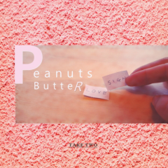 Love Sign - Peanuts Butter