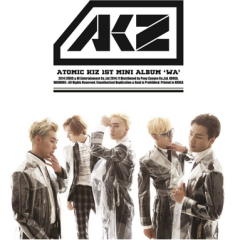Atomic Kiz 1st Mini Album Wa - AKZ (Atomic Kiz)