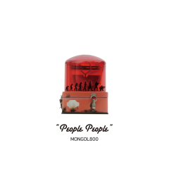 People People - MONGOL800