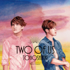 Two Of Us (Japanese) - DBSK