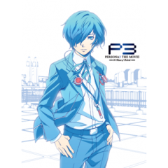 PERSONA3 THE MOVIE -#4 Winter of Rebirth- Theme Song CD Set