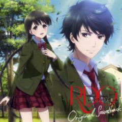 RDG Red Data Girl Original Soundtrack CD2 No.2
