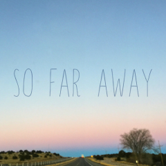 So Far Away - Fred