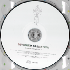 VIVIDRED OPERATION Original Soundtrack 01 - Hideyuki Fukusawa