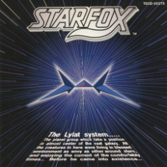 STAR FOX CD1