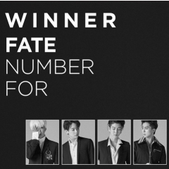 Fate Number For (Japanese) (Single) - WINNER