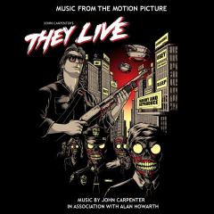 They Live OST (P.1) - John Carpenter,Alan Howarth