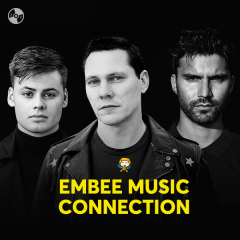 Embee Music Connection - R3hab, Mike Williams, Tiesto