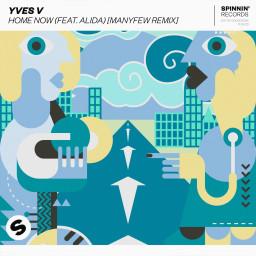 Home Now (feat. Alida) [ManyFew Remix]