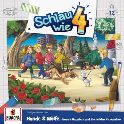012 - Hunde und Wölfe: Unsere Haustiere und ihre wilden Verwandten (Teil 10)
