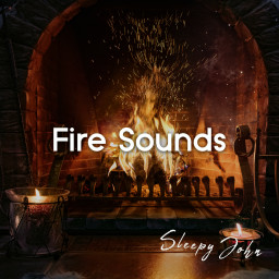 Fireplace Sounds for Sleep, Pt. 01