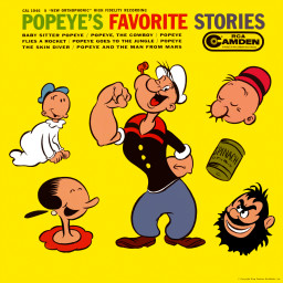 Popeye and the Man from Mars