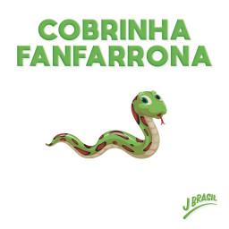 Cobrinha Fanfarrona