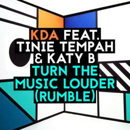 Turn the Music Louder (Rumble) (Radio Edit)