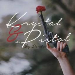 Krystal And A Pistol