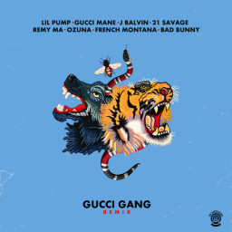 Gucci Gang (English Remix)