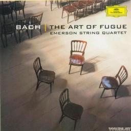 The Art Of Fugue, BWV 1080, Canon(XIIIc) Per Augmentationem In Contrario Motu (Emerson St. Qt.)