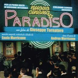 Nuovo Cinema Paradiso tema d'amore (Love Theme) (from Cinema Paradiso, film)