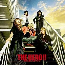 The Hero!! - Ikareru Kobushi Ni Hi Wo Tsukero