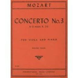 Violin Concerto No. 3 - III. Allegro
