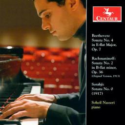 Piano Sonata No. 2 In B Flat Minor, Op. 36 - 2. Non Allegro - Pìu Mosso