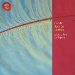 Recorder Sonata In D Minor, Op.1/9a, HWV 367A - Alla Breve