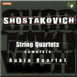 String Quartet No. 9 In E Flat Major, Op. 117 - Allegretto