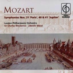 Symphony No. 40 In G Minor K550. Andante