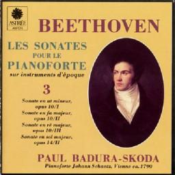 Sonate En Ré Majeur, Opus 10-3. Menuetto, Allegro