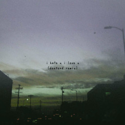 I Hate U, I Love U (Deepend Remix)