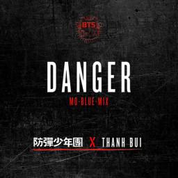 Danger (Mo-Blue-Mix)