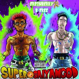 Super Saiyan God