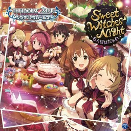 Sweet Witches' Night ~Rokuninme wa Daare~ (M@STER VERSION)