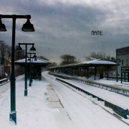 When Winter Comes To Kannai Station