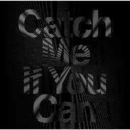 Catch Me If You Can (Japanese Version)