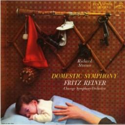 Symphonia Domestica Op. 53 - Bewegt