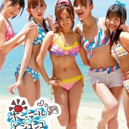 ポニーテールとシュシュ, (Ponytail to Chouchou - Off Vocal Version)