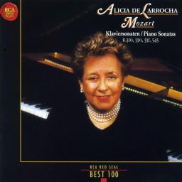 Mozart Piano Sonata In C, K.330 (300h) - II. Andante Cantabile