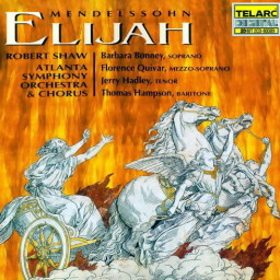 Recitative (Elijah, Angel) -