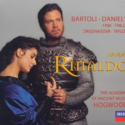 Rinaldo / Act 2 - Recitativo: Cingetemid'allori