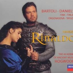 Rinaldo / Act 3 - Aria: Di Sionnell'altasede