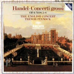 Concerto Grosso In C Minor, Op.6, No.8 HWV 326 - 5. Siciliana (Andante)