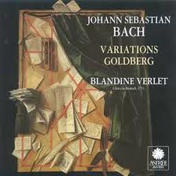 Goldberg Variations, For Keyboard, BWV 988 - Variation 5