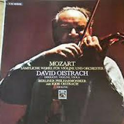 Samtliche Werke Fur Violine Und Orchester – Adagio