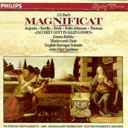 Magnificat, BWV 243 In D: Aria: Quia Respexit Humilitatem