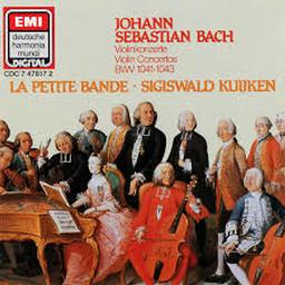 Konzert E-Dur, BWV 1042: Adagio