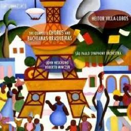 Bachianas Brasileiras No.8 For Orchestra IV Fuga