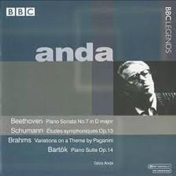 Suite For Piano, Sz. 62, Bb 70 (Op. 14) - IV. Sostenuto