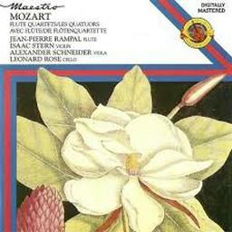 Quartet In D Major K. 285: Adagio